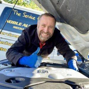 Andy a mobile mechanic and auto electrician